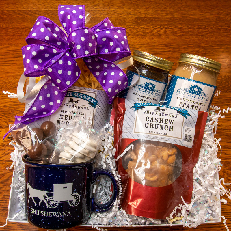 Blue Gate Specialties Basket