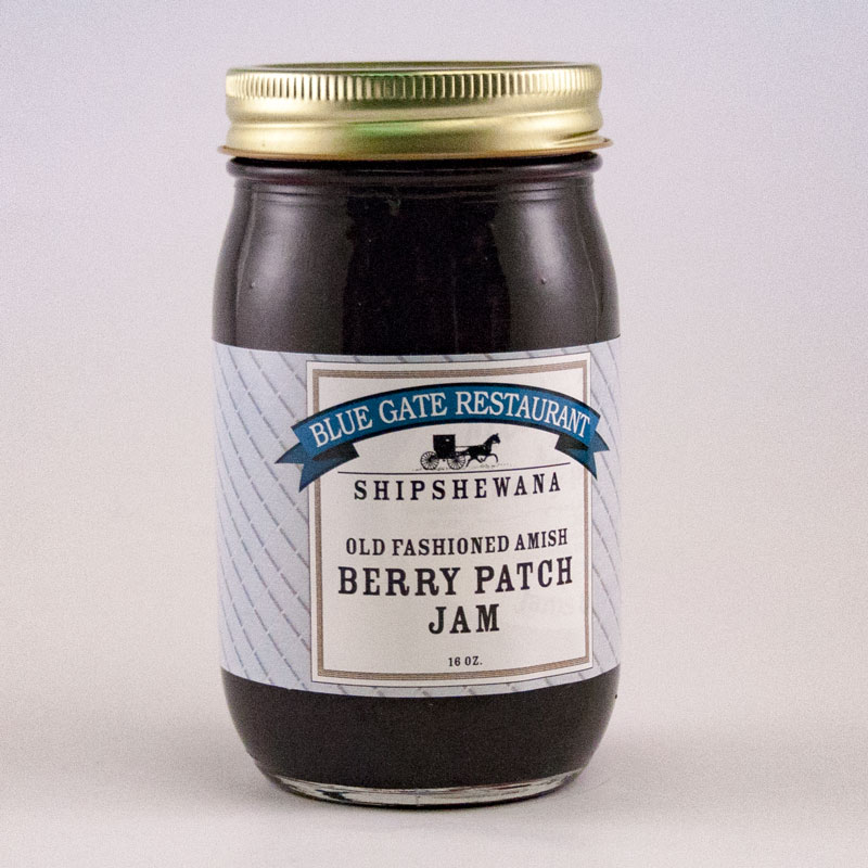 Berry Patch Jam - 16 fl oz