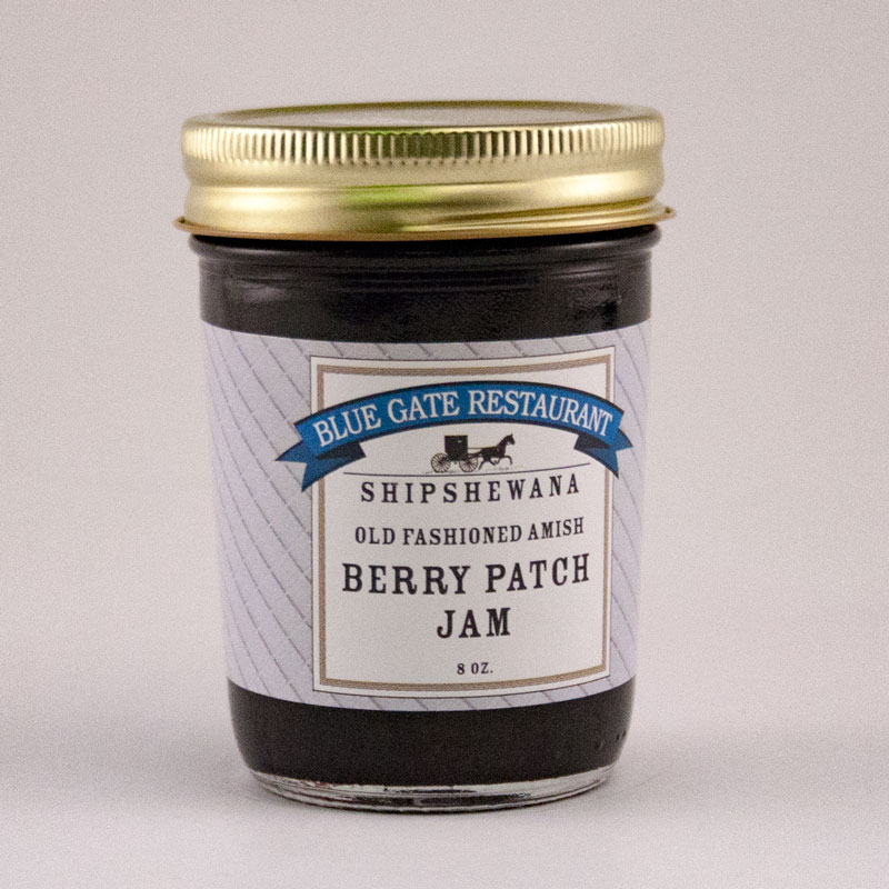 Berry Patch Jam - 08 fl oz