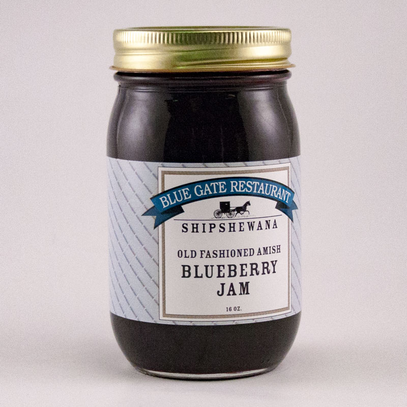 Blueberry Jam - 16 fl oz