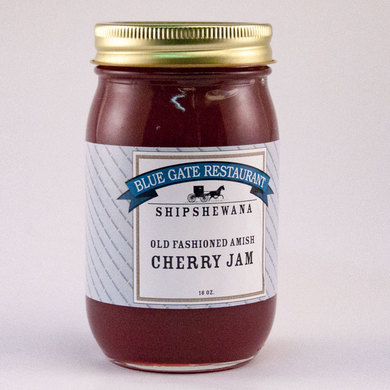 Cherry Jam - 16 fl oz