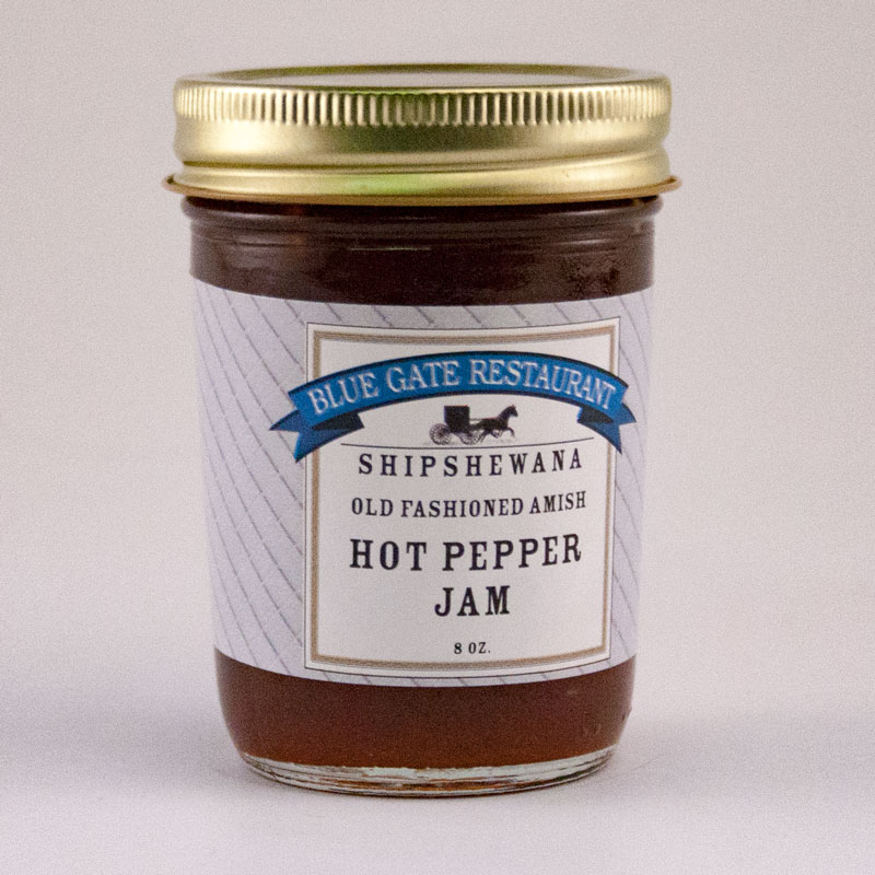 Hot Pepper Jam - 08 fl oz