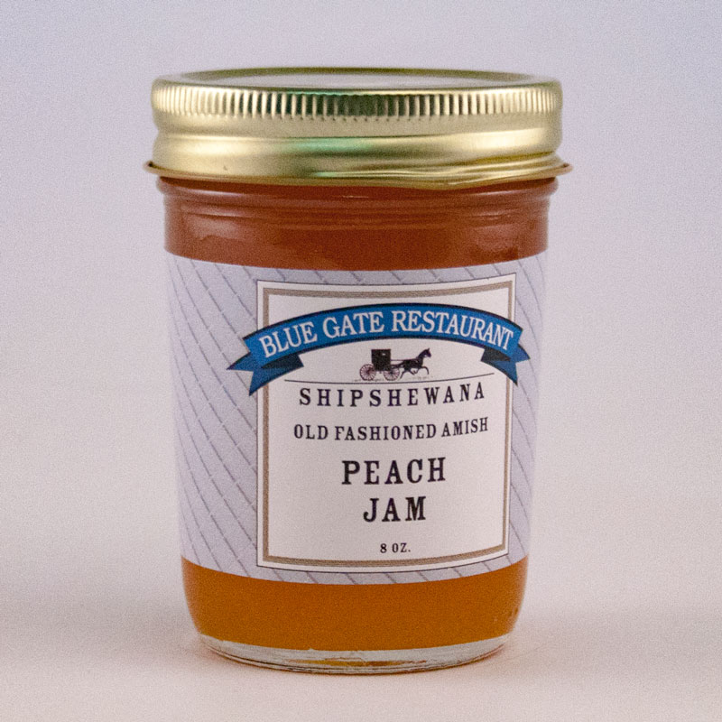 Peach Jam - 08 fl oz