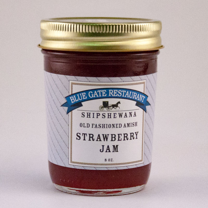 Strawberry Jam - 08 fl oz