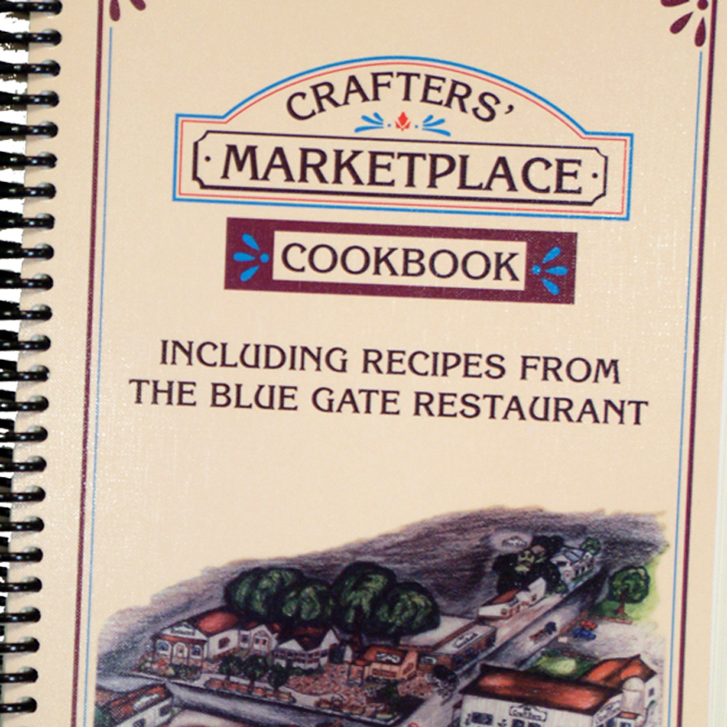 Crafter's Marketplace Cookbook I