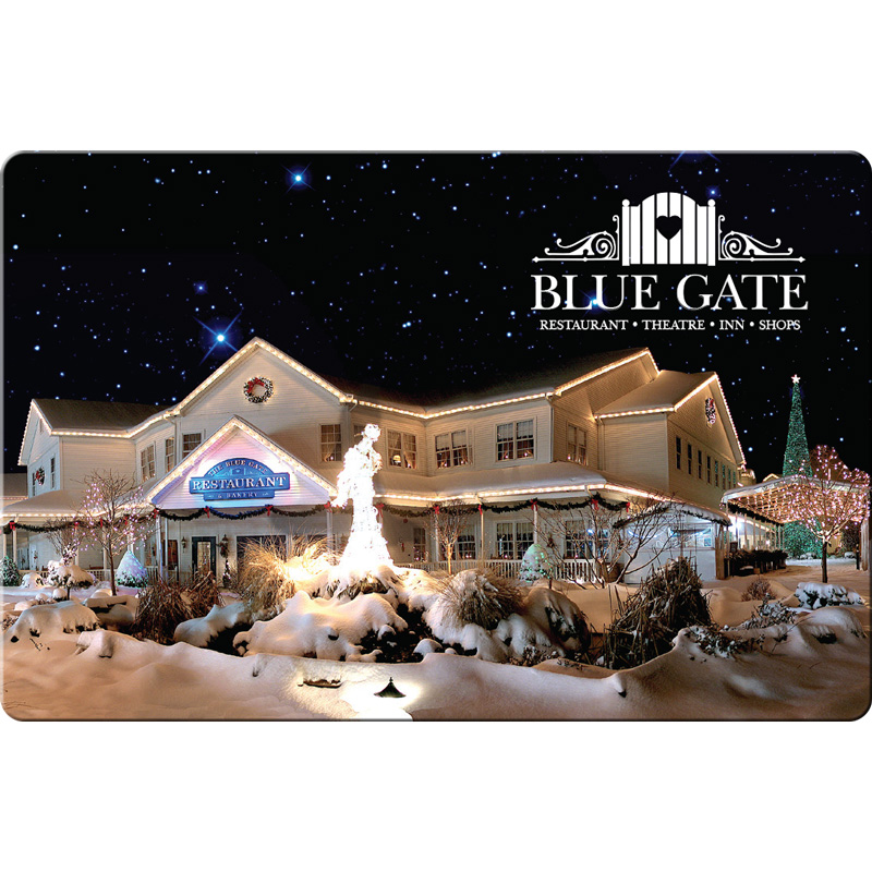 Blue Gate Gift Card