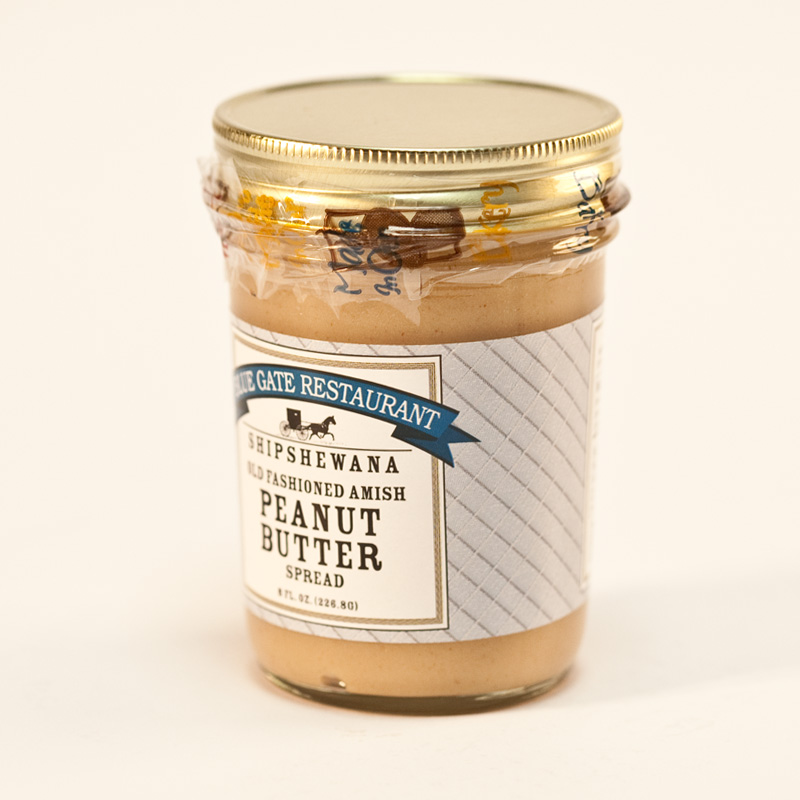 Amish Peanut Butter - 08 fl oz