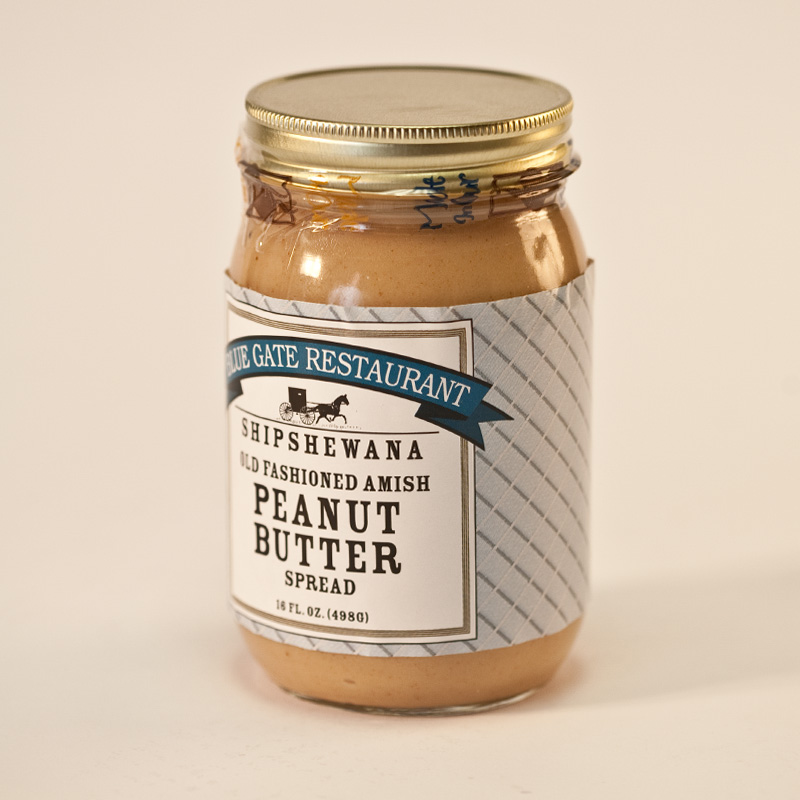 Amish Peanut Butter - 16 fl oz