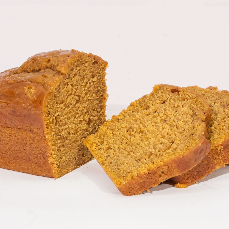 Pumpkin Sweet Bread