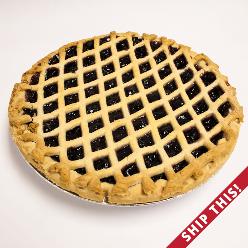 Blueberry Pie - Whole
