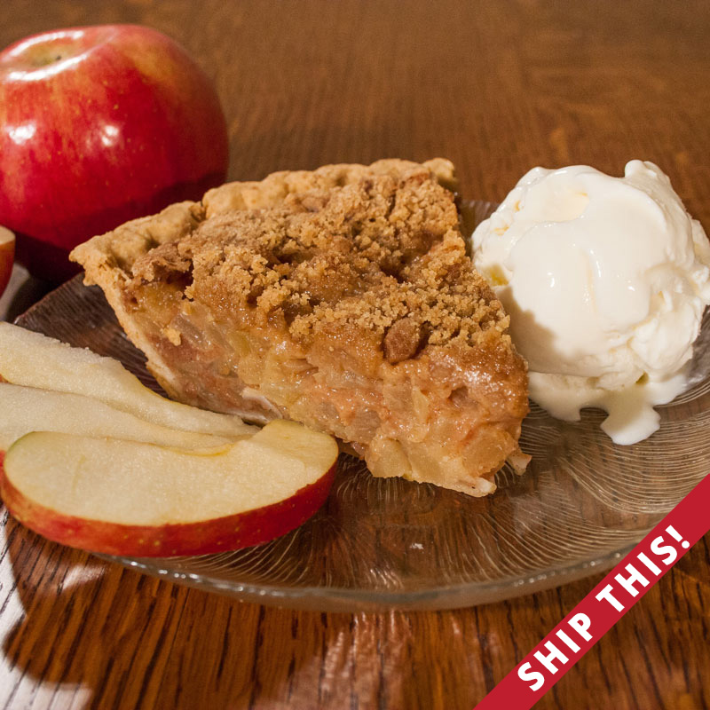 Dutch Apple Pie - Whole